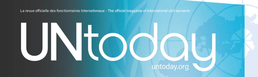 UN Today header